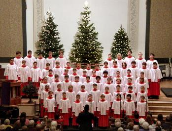 A Festival of Lessons and Carols Performed by the Northwest Boychoir Seattle, WA - Saturday, December 7th 2013 at 8:00 PM 8 tickets donated