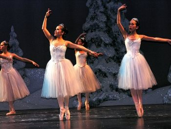The Nutcracker Presented by Southern California Dance Theatre - Saturday Afternoon Downey, CA - Saturday, December 21st 2013 at 2:30 PM 120 tickets donated