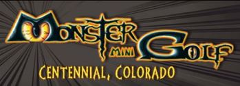 Monster Mini Golf - Pass for One Round Centennial, CO - TBD 2 tickets donated