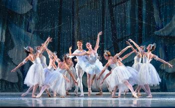 The Nutcracker Performed by North Carolina Dance Theatre Charlotte, NC - Sunday, December 15th 2013 at 7:00 PM 50 tickets donated