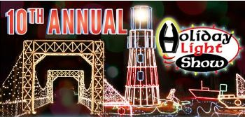 10th Annual Holiday Light Show Bayport, NY - Monday, December 2nd 2013 - Monday, December 30th 2013 20 tickets donated