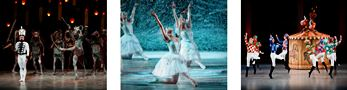 The Brown - Forman Nutcracker Performed by Louisville Ballet Louisville, KY - Friday, December 20th 2013 at 7:30 PM 10 tickets donated