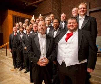 Illumni Men's Chorale and Harvard Glee Club Parkland, WA - Saturday, January 4th 2014 at 6:30 PM 100 tickets donated