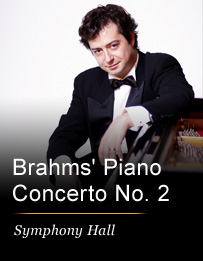 Brahms ' Piano Concerto No. 2 - Friday Phoenix, AZ - Friday, March 14th 2014 at 7:30 PM 150 tickets donated