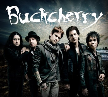 Buckcherry at City National Grove of Anaheim Anaheim, CA - Wednesday, March 12th 2014 at 7:00 PM 300 tickets donated