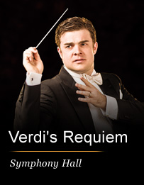 Verdi's Requiem With the Phoenix Symphony Chorus and Conductor Michael Christie - Friday Phoenix, AZ - Friday, April 25th 2014 at 7:30 PM 150 tickets donated