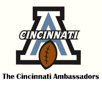 Cincinnati Ambassadors vs. Mt. Vernon Militia - Apsfl Blue Ash, OH - Saturday, April 19th 2014 at 1:00 PM 50 tickets donated
