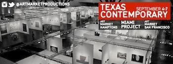 Texas Contemporary Art Fair - One Day Pass Houston, TX - Friday, September 5th 2014 - Sunday, September 7th 2014 50 tickets donated