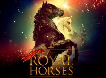 The Gala of the Royal Horses Tulsa, OK - Sunday, August 31st 2014 at 2:00 PM 124 tickets donated