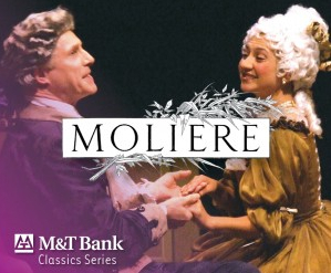 Le Bourgeois Gentilhomme in Collaboration With the Irish Classical Theater Company and Lehrerdance - Sunday Buffalo, NY - Sunday, November 2nd 2014 at 2:30 PM 10 tickets donated
