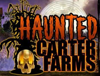 Haunted Carter Farms - Only Good for Saturday Oct. 11th PRINCETON, IA - Saturday, October 11th 2014 at 7:00 PM 100 tickets donated
