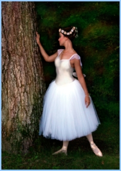 La Sylphide Presented by Dance Prism Littleton, MA - Sunday, November 2nd 2014 at 2:30 PM 25 tickets donated