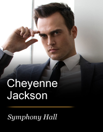 Cheyenne Jackson - Aps Pops Series - Friday Phoenix, AZ - Friday, October 24th 2014 at 7:30 PM 200 tickets donated