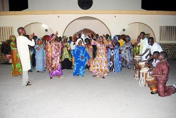 The Senegal St. Joseph Gospel Choir Urbana, IL - Wednesday, October 29th 2014 at 7:30 PM 20 tickets donated