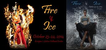 Fire & Ice Performed by Contemporary Ballet Dallas Dallas, TX - Thursday, October 23rd 2014 at 8:00 PM 50 tickets donated