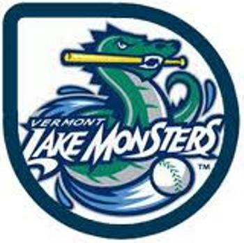Vermont Lake Monsters vs. Hudson Valley Renegades - MILB Baseball Burlington, VT - Sunday, July 7th 2013 at 5:05 PM 6 tickets donated