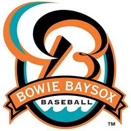 Bowie Baysox vs. Trenton Thunder - Double a Baseball Bowie, MD - Sunday, May 26th 2013 at 2:05 PM 4 tickets donated