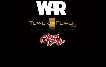 Hot 92. 3 Hot Summer Nights Presents Up in Smoke War,  Cheech & Chong and Tower of Power Los Angeles, CA - Saturday, May 25th 2013 at 7:00 PM 20 tickets donated