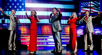The Brett Show Performing at the Dick Clark's American Bandstand Theater Branson, MO - Friday, October 10th 2014 at 10:00 AM 25 tickets donated