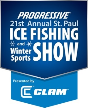 Progressive Insurance 21st Annual St. Paul Ice Fishing & Winter Sports Show St. Paul, MN - Saturday, December 7th 2013 at 10:00 AM 20 tickets donated