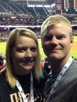Rocklin attended Arizona Diamondbacks vs Washington Nationals - MLB on Sep 29th 2013 via VetTix