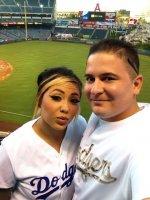 Daniel attended Los Angeles Angels of Anaheim vs Oakland Athletics - MLB on Sep 24th 2013 via VetTix