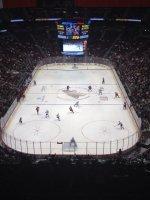 Rocklin attended Phoenix Coyotes vs. San Jose Sharks - NHL Preseason on Sep 27th 2013 via VetTix