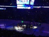 Leonard attended Columbus Blue Jackets vs Calgary Flames - NHL on Oct 4th 2013 via VetTix