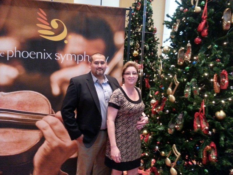Phoenix symphony nutcracker 2013 nissan