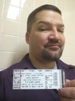 Ron attended Kathy Griffin Live at F. M. Kirby Center on Apr 17th 2014 via VetTix