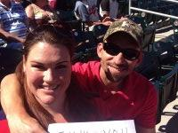 Greg attended Cleveland Indians vs. Los Angeles Angles - MLB Spring Training on Mar 10th 2014 via VetTix