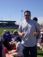 Travis attended Chicago Cubs vs. Milwaukee Brewers - MLB Spring Training on Mar 11th 2014 via VetTix