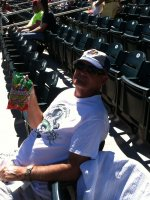 ronald attended Los Angeles Angels vs. Seattle Mariners - MLB Spring Training on Mar 11th 2014 via VetTix