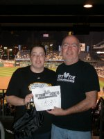Calvin attended Pittsburgh Pirates vs. Cincinnati Reds - MLB on Apr 21st 2014 via VetTix