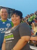 David attended FC Dallas vs Seattle Sounders FC - MLS on Apr 12th 2014 via VetTix