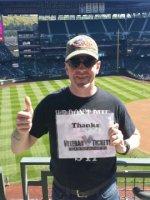 Eric attended Seattle Mariners vs Oakland Athletics - MLB on Apr 13th 2014 via VetTix