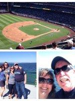 James attended Seattle Mariners vs Oakland Athletics - MLB on Apr 13th 2014 via VetTix