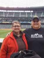 Monica attended Seattle Mariners vs. Houston Astros - MLB on Apr 21st 2014 via VetTix