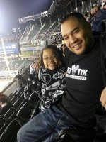 Marco attended Chicago White Sox vs. Cleveland Indians - MLB on Apr 12th 2014 via VetTix