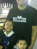 Marco attended Chicago White Sox vs. Cleveland Indians - MLB on Apr 13th 2014 via VetTix