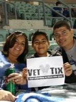 Alex attended Los Angeles Dodgers vs. Philadelphia Philies - MLB on Apr 21st 2014 via VetTix