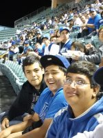 Louis attended Los Angeles Dodgers vs. Philadelphia Philies - MLB on Apr 21st 2014 via VetTix