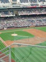 Calvin attended San Diego Padres vs Detroit Tigers - MLB on Apr 13th 2014 via VetTix