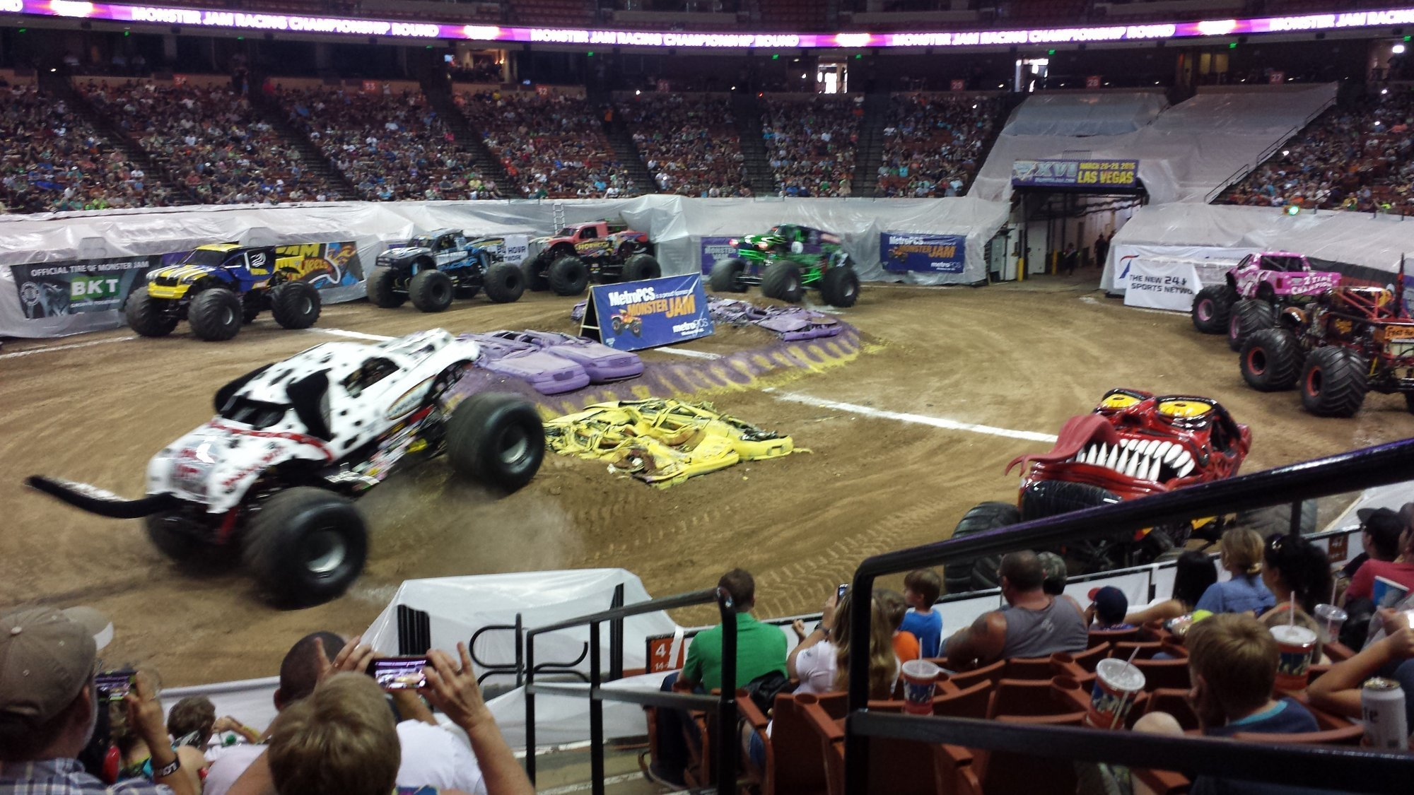 Get directions, reviews and information for Monster Jam in Austin, unicornioretrasado.tkon: Red River St, Austin, TX