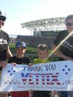 MKC Sean Griffin attended Philadelphia Union vs Real Salt Lake - MLS on Apr 12th 2014 via VetTix