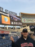 Edward attended New York Yankees vs Boston Red Sox- MLB on Apr 13th 2014 via VetTix