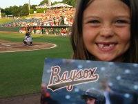 Nathaniel attended Bowie Baysox vs. Altoona Curve - MILB on Jul 26th 2014 via VetTix