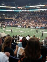 john attended World Champion Arizona Rattlers vs. Pittsburgh Power - AFL on Apr 19th 2014 via VetTix