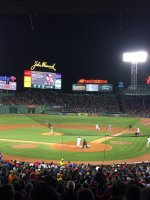 Neil attended Boston Red Sox vs Tampa Bay Rays - MLB presented by 5-hour ENERGY on Apr 29th 2014 via VetTix