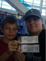 Lauren attended Miami Marlins vs. Arizona Diamondbacks - MLB on Aug 17th 2014 via VetTix